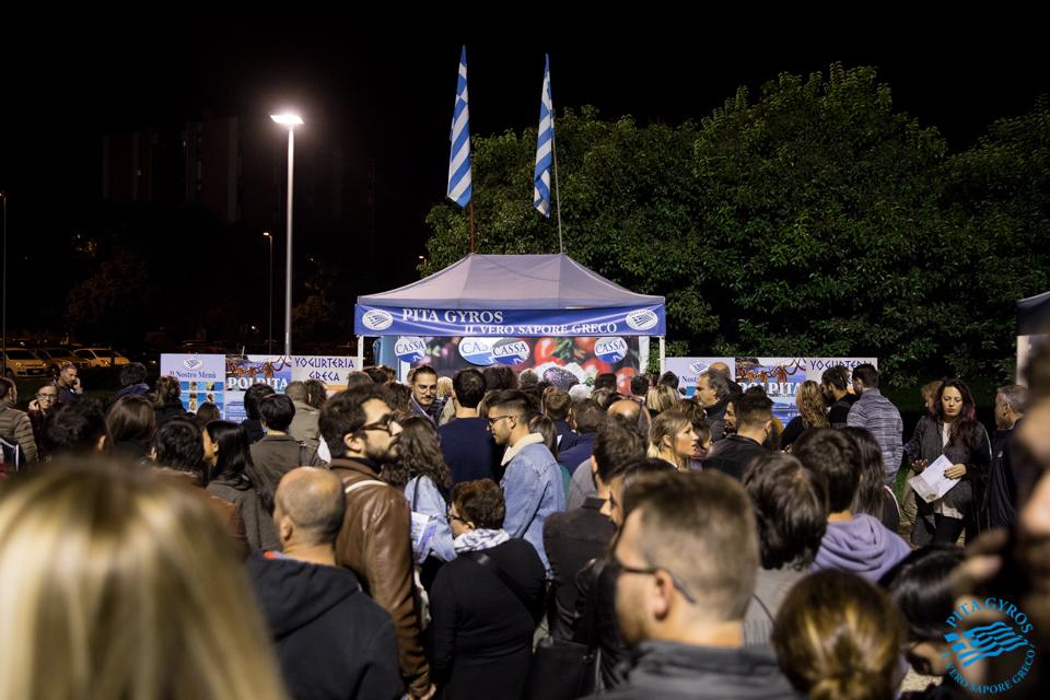 Festa Greca a Monza dal 5 al 7 luglio 2019