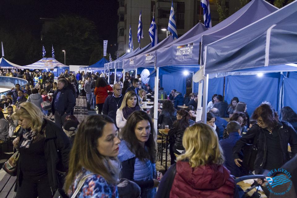 La Festa Greca torna a Campi Bisenzio in Frazione San Donnino