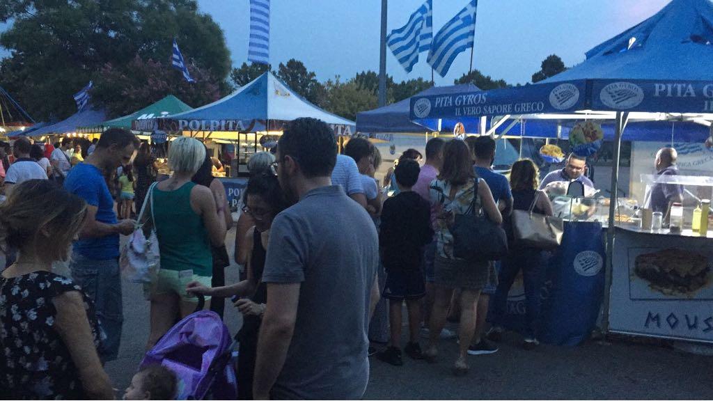Cologno Monzese ospita la terza edizione della Festa Greca